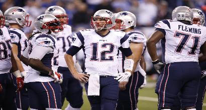 Tom Brady, Afp