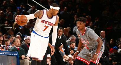 Nba: tutto facile per Knicks e Thunder
