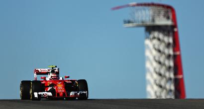F1, Austin: Hamilton primo nelle libere 1