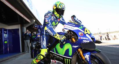 MotoGP Test Valencia 2016, seconda giornata: Vinales ancora davanti, Valentino Rossi 7°