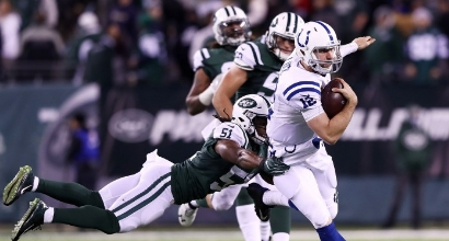 Andrew Luck, foto AFP