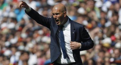 """Zidane: """"Bayern, non abbiamo paura"""""""