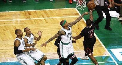 Basket Nba, playoff: Celtics e Wizards avanti 3-2