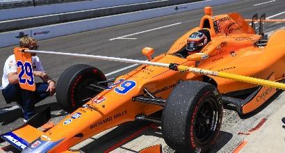 500 miglia Indianapolis: Alonso partirà quinto