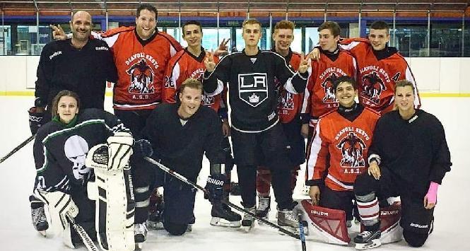 Justin Bieber, partita di hockey a Milano prima del concerto