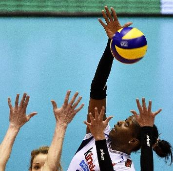 Volley, positiva all'antidoping l'azzurra Miriam Sylla