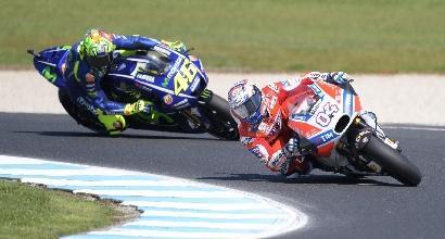 """MotoGP, Dovizioso: """"Grande inizio"""""""
