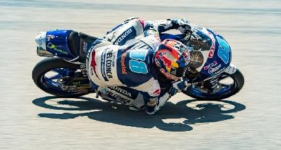 Moto: Germania, Martin vince in Moto3