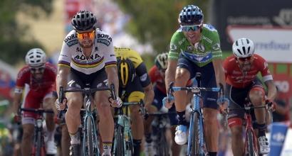 Ciclismo: Vuelta, Valverde vince l'ottava tappa