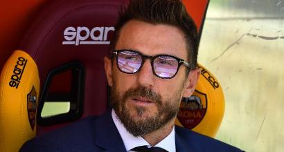 """Roma, Di Francecesco: """"Prendiamo gol con troppa facilità"""""""