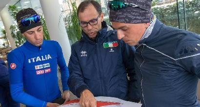 Ciclismo:Mondiali,convocati Nibali e Aru - Ciclismo