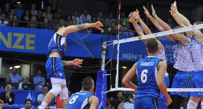 Volley, quinta vittoria dell'Italia