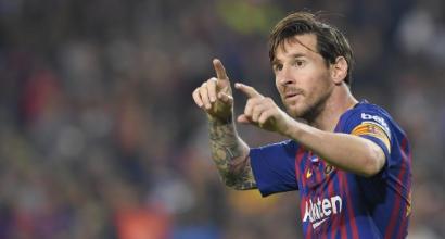"""Barcellona: Messi """"vede"""" l'Inter e vuole il ritorno in campo, ma Valverde frena"""