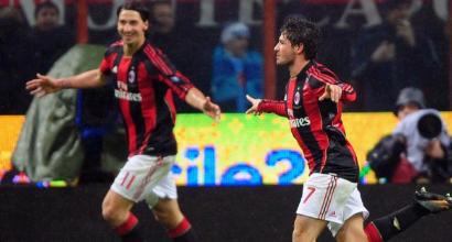 Milan, il mercato di gennaio è già iniziato: Ibrahimovic o Pato per l'attacco