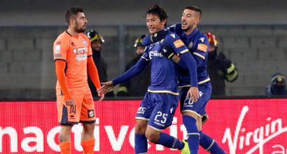 Serie B: tris del Verona, piegato il Pescara
