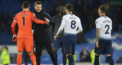 """Tottenham, vittoria per 2-6 nel giorno del 26° anniversario di nozze di Pochettino: """"Pazzesco"""""""