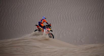 Dakar, Loeb e Sunderland show
