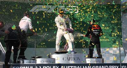 Formula 1, le pagelle del GP d'Australia: Bottas da 10, Vettel fa il taxista