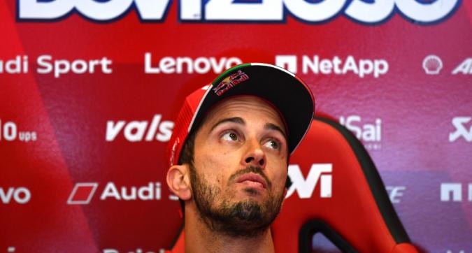 """MotoGP Spagna, Dovizioso: """"Ci aspettavamo un pochino di più"""""""