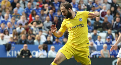 Mercato Juventus, Higuain torna dopo il flop al Chelsea