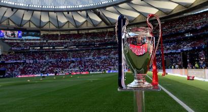 La Champions in chiaro torna su Mediaset
