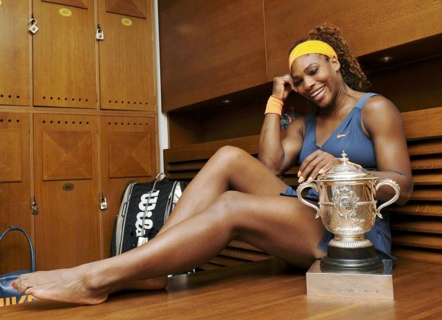Roland Garros, Serena Williams regina a Parigi undici anni dopo