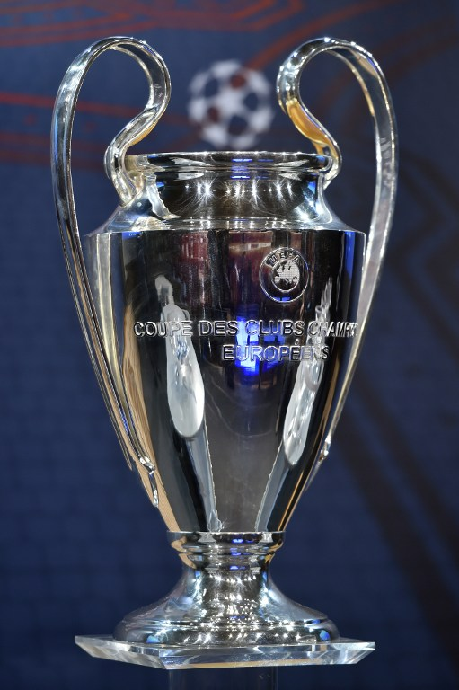 Champions League, le foto del sorteggio