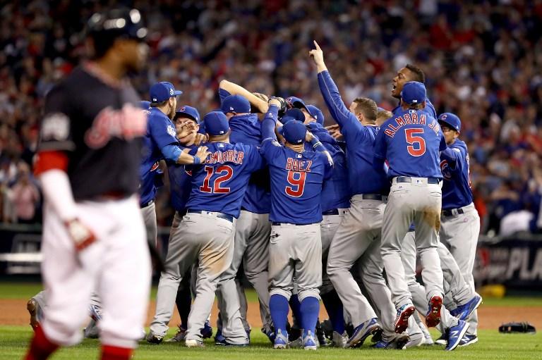 Baseball, Mlb: i Chicago Cubs vincono le World Series