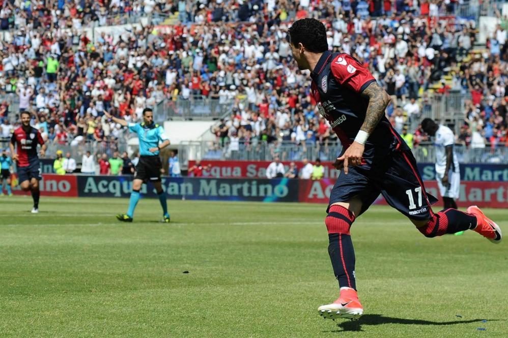 Serie A, Cagliari-Empoli 3-2