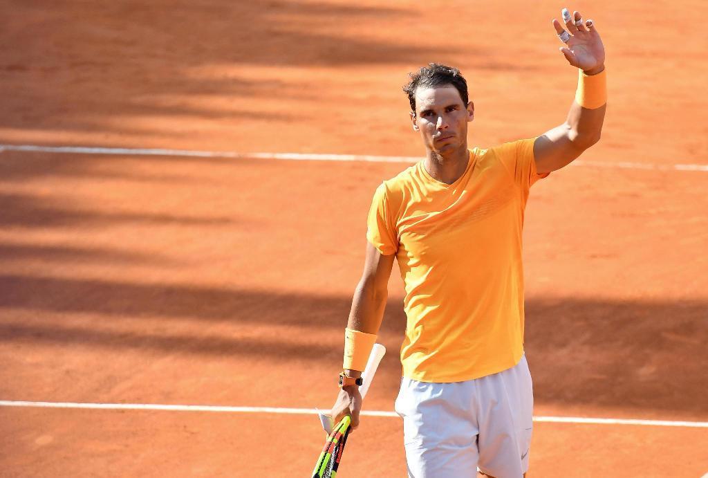 Internazionali 2018, Nadal travolge Shapovalov