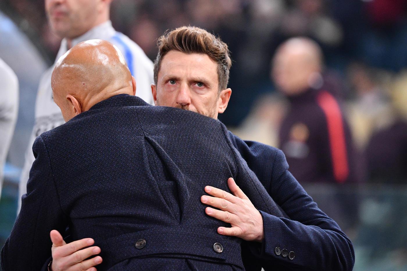 Serie A: pareggio show tra Roma e Inter