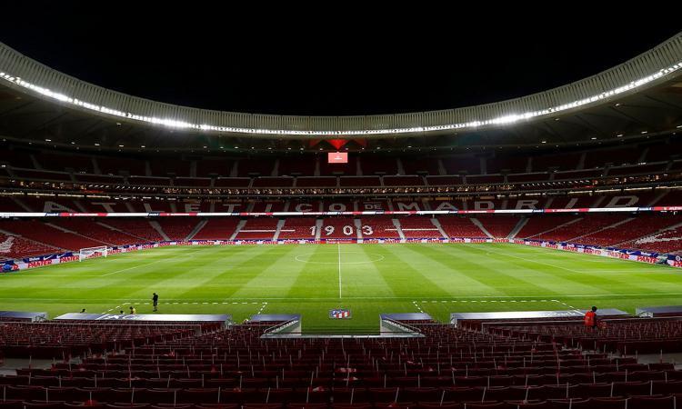 Il Wanda Metropolitano di Madrid