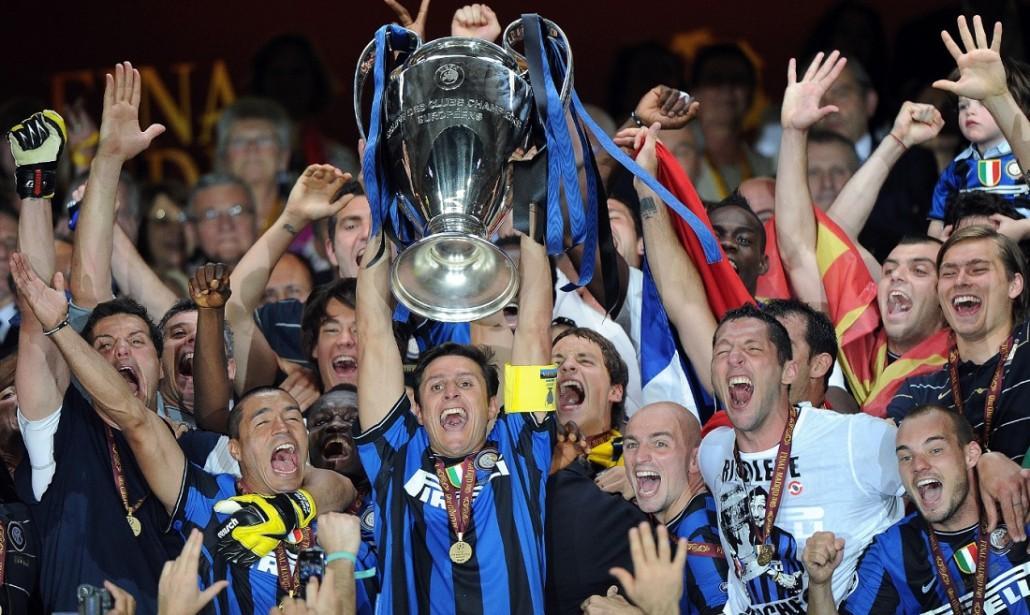 Inter, 2010. Finale vinta 2-0 contro il Bayern