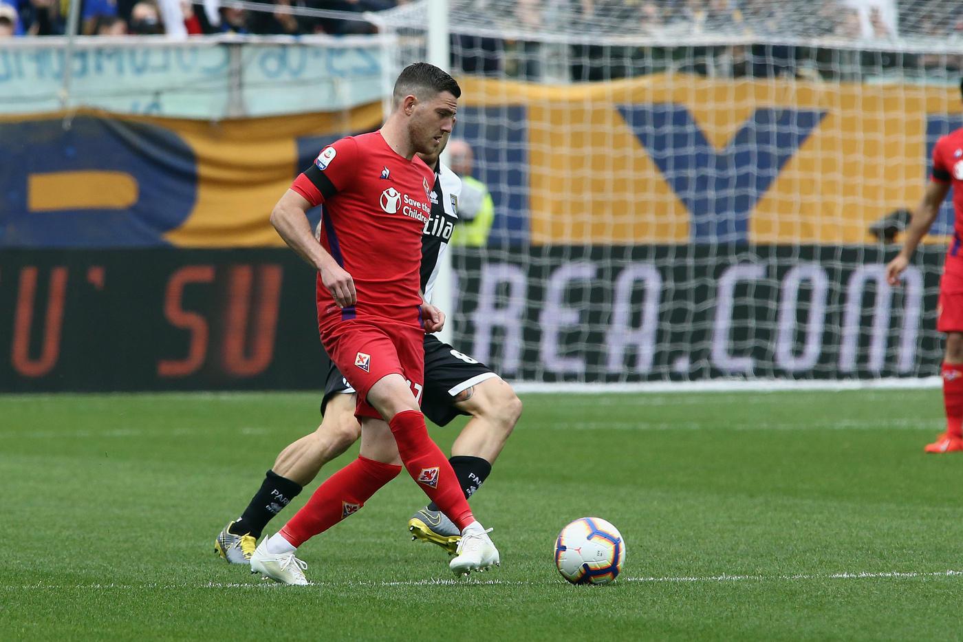 Il Parma batte la Viola e si salva