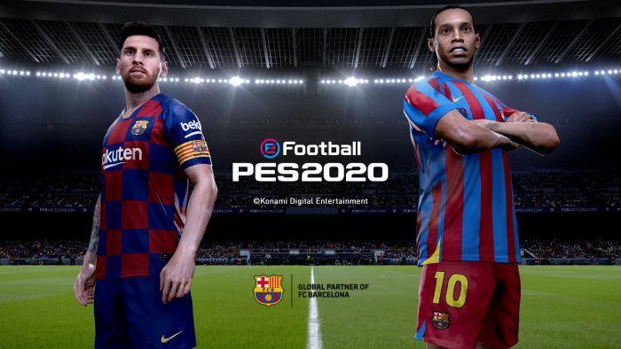 PES 2020 è sempre più Barcellona
