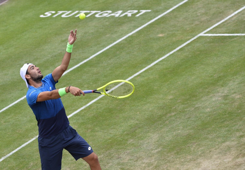 Matteo Berrettini ha vinto il torneo di Stoccarda battendo in finale il canadese Felix Auger-Aliassime, numero 21 Atp e settima testa di serie con il ...