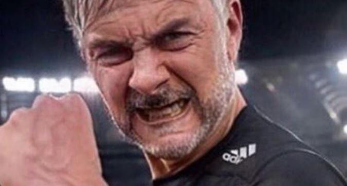 Dybala, Gomez e Petagna invecchiati con Faceapp