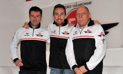 Ferrari, McCoy e Bertocchi