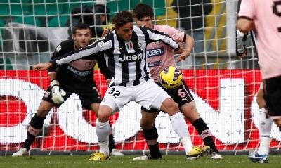 Palermo-Juventus (LaPresse)