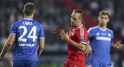 Ribery e Cahill, foto Reuters