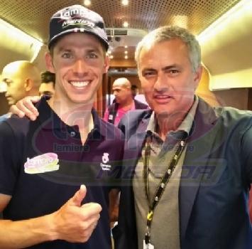Tour de France, spunta José Mourinho