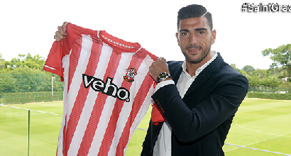 Graziano Pellè al Southampton, al Feyenoord 10 milioni di euro