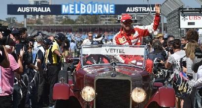 Vettel AFP