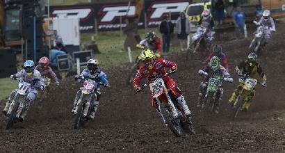 Motocross, il GP di Svezia in diretta su Italia 2
