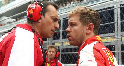 Ferrari: Vettel e Raikkonen ad Austin con penalità