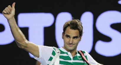 Federer, LaPresse