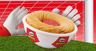 Euro 2016, Pringles accende la passione con la Foot-Bowl
