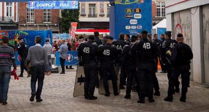 Polizia, Foto LaPresse
