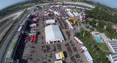 Ducati, a Misano si accende il WDW2016