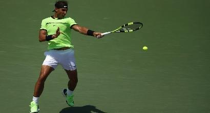 Atp Miami: Nadal in finale, Fognini si arrende